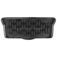Резиновый коврик в багажник Peugeot 107 Citroen C1