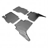 Unidec Резиновые коврики Volkswagen Amarok 2010-