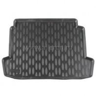 Резиновый коврик в багажник Renault Megane II sedan Aileron