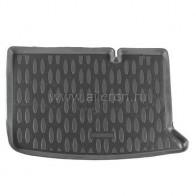 Резиновый коврик в багажник Renault Sandero 2009-2013
