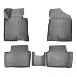 Unidec Резиновые коврики Kia Ceed 3D 2013-
