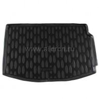 Резиновый коврик в багажник Renault Megane III HB Aileron