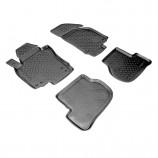 Резиновые коврики Volkswagen Golf 6 2009-2013 Unidec