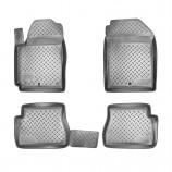 Резиновые коврики Kia Picanto 2004-2011 Unidec