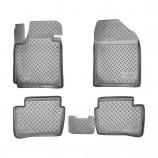Резиновые коврики Kia Picanto 2011- Unidec