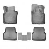 Резиновые коврики Volkswagen Tiguan 2013- 3D