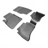 Резиновые коврики Volkswagen Touareg 2002-2010