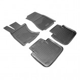 Резиновые коврики Lexus GS 2012- (полный привод) Unidec
