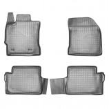 Резиновые коврики Toyota Auris 2012- Unidec