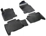 Unidec Резиновые коврики Lexus NX 2014-