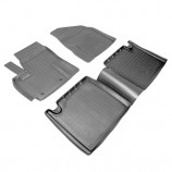 Unidec Резиновые коврики Lifan X60 2011-