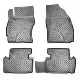 Резиновые коврики Mazda 5 2010- Unidec