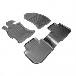 Резиновые коврики Subaru Forester 2013- Unidec