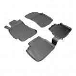 Unidec Резиновые коврики Subaru Forester 2008-2012