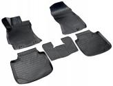 Резиновые коврики Subaru Outback 3D 2015- Unidec