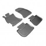 Unidec Резиновые коврики Subaru XV 2012-