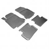 Unidec Резиновые коврики Mercedes B (W246) 2011-