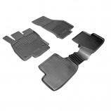 Unidec –езиновые коврики Seat Leon (5 дв) 2012-