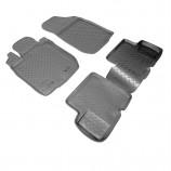 Резиновые коврики Renault Logan 2004-2013 Unidec