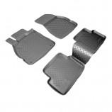 Unidec Резиновые коврики Renault Megane 2002-2009