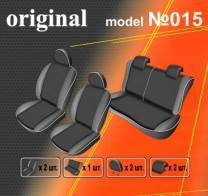 Чехлы на сиденья Chevrolet Aveo Sedan 2006-2009 и 2010-2013 EMC