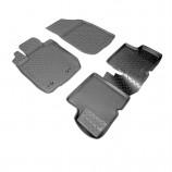 Unidec Резиновые коврики Nissan Terrano (4WD) 2014-