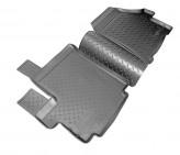 Unidec Резиновые коврики Peugeot Boxer 2006-