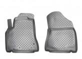 Резиновые коврики Peugeot Partner Tepee 2008- (пер) Unidec