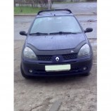 Vip Tuning Дефлектор капота Renault Symbol 2001-2008