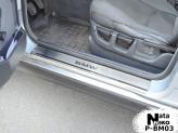 Nataniko Накладки на пороги BMW E34 (PREMIUM)