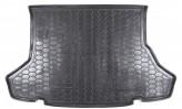 Резиновый коврик в багажник Toyota Prius 2010-2015 AvtoGumm