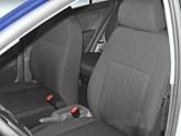 Чехлы на сиденья передние (1+1) Prestige LUX