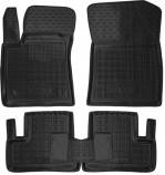 Резиновые коврики Renault Megane 2015- AvtoGumm