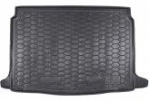 Avto Gumm Резиновый коврик в багажник Renault Megane 2015- (хетчбэк)