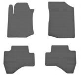 Резиновые коврики Citroen C1 2015-