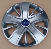 SKS (с эмблемой) Колпаки Ford 428 R16 (Комплект 4 шт.)
