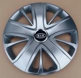 SKS (с эмблемой) Колпаки Kia 428 R16 (Комплект 4 шт.)