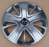 Колпаки Mazda 428 R16 (Комплект 4 шт.) SKS (с эмблемой)