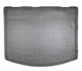 Резиновый коврик в багажник Ford Kuga 2012- Unidec