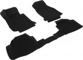 L.Locker Глубокие резиновые коврики в салон BMW 1 (F20) 2011-