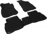 L.Locker Глубокие резиновые коврики в салон Fiat Tipo 2016-