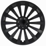 Колпаки Meridian black R14 (комплект 4шт.) Jestic