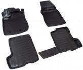 Глубокие резиновые коврики Lada Xray