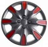 Колпаки Phantom Red R13 (Комплект 4 шт.) J-TEC (Jacky)