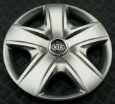 SKS (с эмблемой) Колпаки Kia 500 R17 (Комплект 4 шт.)