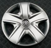 Колпаки Toyota 500 R17 (Комплект 4 шт.) SKS (с эмблемой)