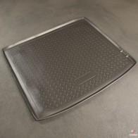 Unidec Резиновый коврик в багажник BMW X6