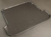 Резиновый коврик в багажник Renault Fluence sedan 2009-