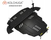 Кольчуга Защита двигателя, коробки передач, радиатора Kia Magentis 2000-2005