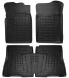 Резиновые коврики RENAULT Kangoo 1997-2008 3-ёх дверный Avto Gumm